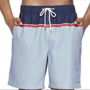 Vineyard Vines Target NEW Stripe Swim Trunks